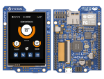 The AtHeart 4Duino combines Arduino, Wi-Fi and touchscreen