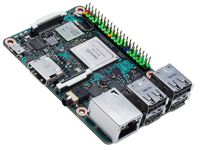 Introducing Asus Tinker Board