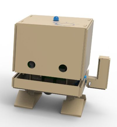 Meet TJ - IBM'S Open Source Bot Powered by Raspberry Pi